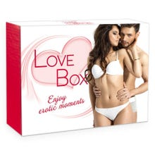 Love Box - Erotic Moments - 16 teilig
