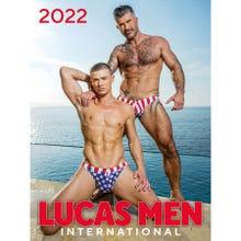Lucas Men International 2022 Kalender