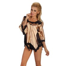 Beauty Night Fashion Malvine Set gold