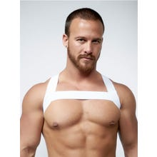 URBAN X-Back Club Harness white