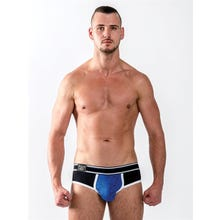 URBAN Castro Brief blue/black
