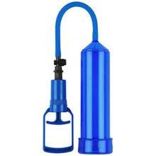 Push Touch Blue - Toyz4Lovers Penispumpe blue