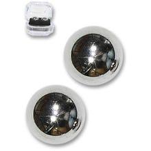 Ben-Wa Metal Balls small silver