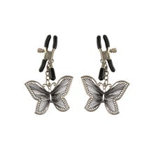 Fetish Fantasy - Butterfly Nipple Clamps