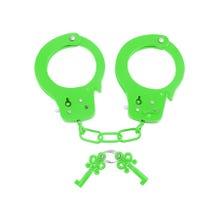 Neon Fun Cuffs green