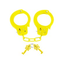 Neon Fun Cuffs yellow SUPERSALE