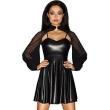 Domina-Kleid Noir Handmade - IMMORAL