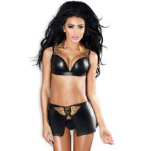 3-teiliges Set Lolitta Pretty schwarz/gold