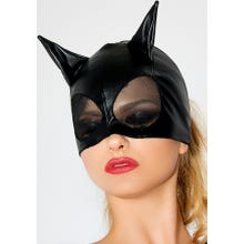 MeSeduce Katzenmaske MK 01 schwarz