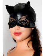 MeSeduce Katzenmaske MK 03 schwarz