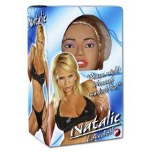 Liebespuppe mit Vibration - Natalie