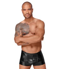 Noir Handmade Powerwetlook Shorts H054