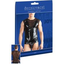 Herren - Svenjoyment Shirt Wetlook black | SUPERSALE