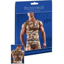 Herren - Svenjoyment Shirt Military | SUPERSALE