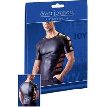 Herren - Svenjoyment Shirt mit Riemen black