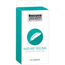 Secura Nature Feeling Kondome 24 Stk.