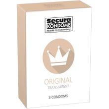 Secura Original Kondome 3 Stk.