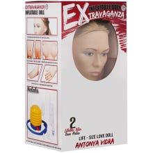 Luxus-Sexpuppe - Extravaganza Inflatable Life-Size Doll Antonya Vidra
