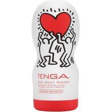 Tenga Deep Throat Onacup standard by Keith Haring