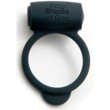 Fifty Shades of grey Vibro-Cockring - Yours and Mine
