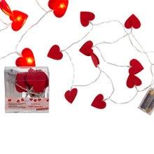 Lichterkette Herzen