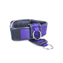 HardcoreDeLuxe Halsband Double Down purple