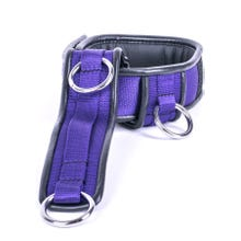 HardcoreDeLuxe Halsband Triple Down purple