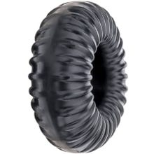 Cockring - Perfect Fit - Ribbed Ring black