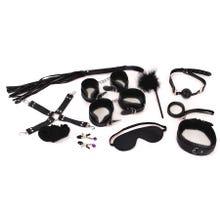 Kiotos BDSM Fantasy Kit - Bondage Set - black