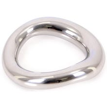 Cockstar Costum Fit Cockring 4 cm silver