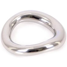 Cockstar Costum Fit Cockring 4,5 cm silver