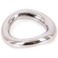 Cockstar Costum Fit Cockring 5 cm silver