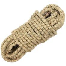HardcoreDeLuxe Hemp Rope 10m