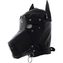 HardcoreDeLuxe Mask Doggie Style black