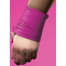 OUCH Silicone Rope pink 5 m SUPERSALE