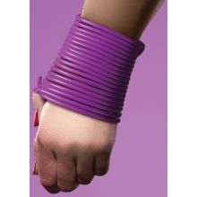 OUCH Silicone Rope purple 5 m SUPERSALE