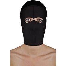 OUCH Extreme Neoprene Mask with Velcro Closures black S-XL | SUPERSALE