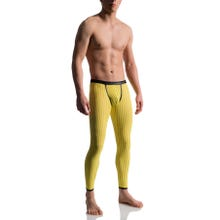 MANstore M712 Bungee Leggings yellow