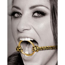 Fetish Fantasy Mundknebel Gag gold