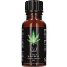CBD - Intimate Pleasure Oil - Massage Öl - 20ml