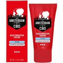 CBD from Amsterdam - Masturbation Cream for Him 50ml