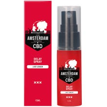 CBD from Amsterdam - Delay Spray 15ml