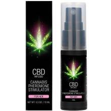 CBD - Cannabis Pheromone Stimulator for Her 15ml