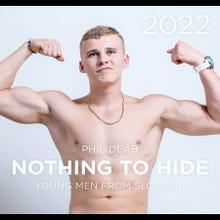 Phil Dlab - Nothing to Hide 2022 Kalender