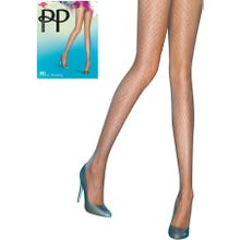 Pretty Polly Premium Fashion Fishnet Tights nude S-L | SUPERSALE