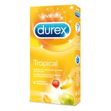 DUREX Tropical Kondome 6 Stk.