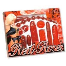 Vibrator-Set Red Roses