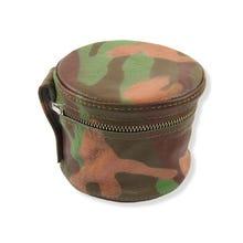 Crisco Leder Etui Camouflage | SUPERSALE