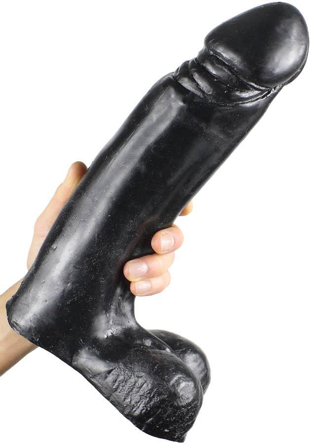 pump dildo dicke eichel