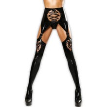3-teiliges Strapsset Lolitta Horny Stockings